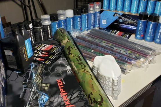 hydro-dip-supplies